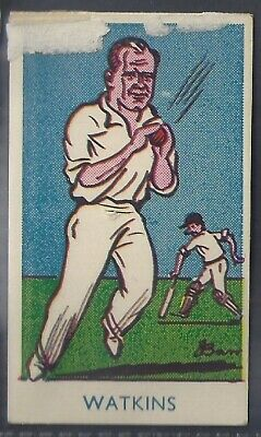 Donaldson-Sports Favourites-#015(491)- *Rare Double Number* - Cricket