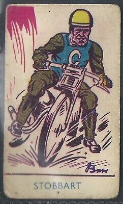 Donaldson-Sports Favourites-#060(481)- *Rare Double Number* - Speedway