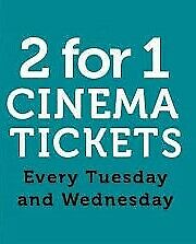 2x Meerkat Movies 2 For 1 Cinema Code *Instant!* 16th/17th July!
