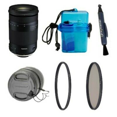 Tamron 18-400mm F3.5-6.3 Di II VC HLD All-in-One Lens for Canon Kit