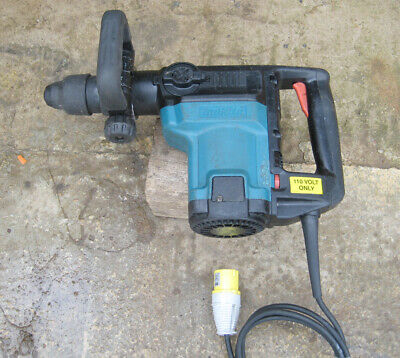 Makita HR4500C SDS Max Demolition Hammer Drill Breaker 110v