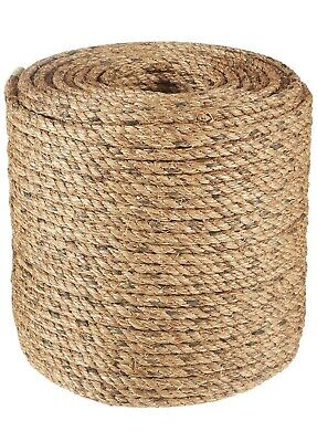 Indusco 72100116 Manila Rope Poly Wrapped Coil New