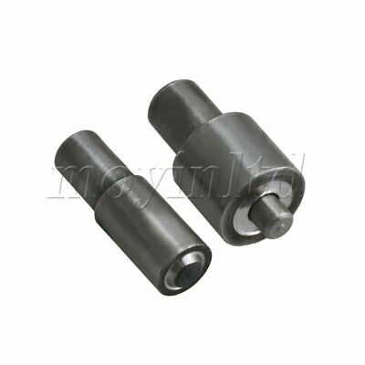 3.8 x 1.9 cm Eyelet Dies Mould for 500# 7mm Electric Punch Tool Silver Black