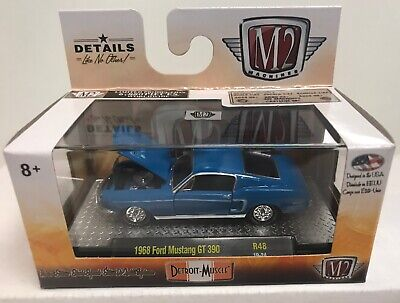 2018 M2 Machines Drivers Release 54 Voodoo 1968 Ford GT 350 NEW RELEASE