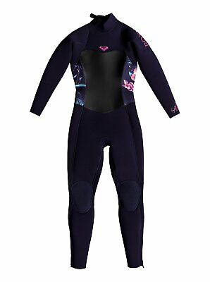 Roxy 4/3mm Syncro Series - Combinaison GBS back zip pour Fille 2-7 ans