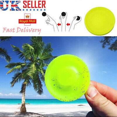 Frisbee Mini Pocket Flexible New Spin Catching Game Flying Disc UK FREE SHIPPING