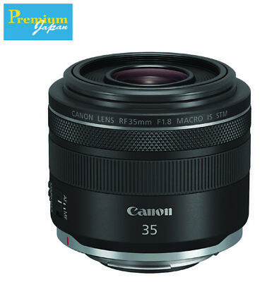 CANON RF35mm f/1.8 MACRO IS STM for RF Mount Lens Japan Domestic Version New