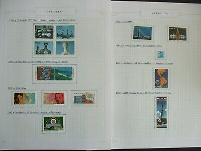 ESTATE: Brazil Collection on Pages - Must Have!! Great Value (P3049)