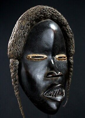 Art African Arts First Superb Mask Course Dan - African Mask - 29 CMS