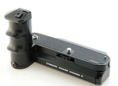 Chinon Power winder PW-545 for CE5, CG5, CE4 series film cameras