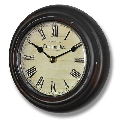 Chester Clockmaker Small Wall Clock