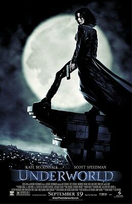 Underworld movie poster : 11 x 17 inches - Kate Beckinsale Poster