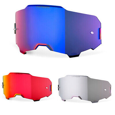 100% Armega HiPER Replacement Goggle Lenses See More, Ride Faster