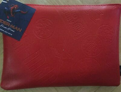 United Airlines First Class Spiderman Amenity Kit Complete Sealed