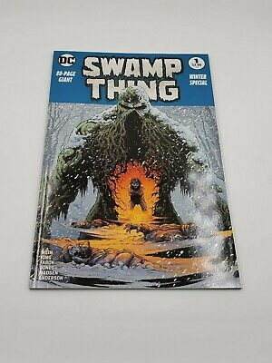 Swamp Thing Winter Special 2Nd Print Dc Comics