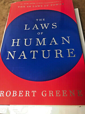 The Laws of Human Nature-Hardcover Hardcover