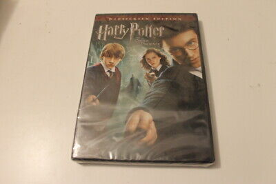 NEW Harry potter and the order of the phoenix  wide screen edition  A#9