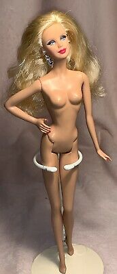 Barbie Collector Edition 2013 Holiday 25th Anniversary Doll Muse body