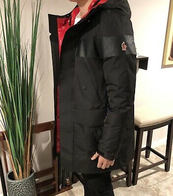 4b8bf6afd AUTHENTIC MONCLER GRENOBLE Ski Jacket GERMANY EXCLUSIVE Size US Large