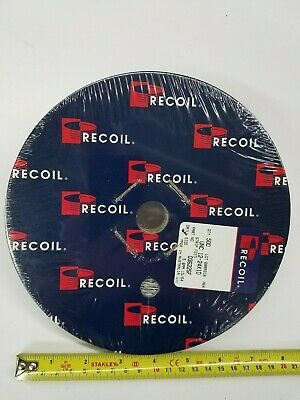 500~ Recoil 12-24 HeliCoil tanged Strip Feed Wire Thread Inserts Repair Roll