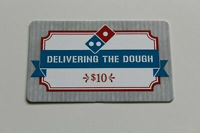 Domino's Pizza Buy One Get One Discount Card - 16 Offers Per a Card