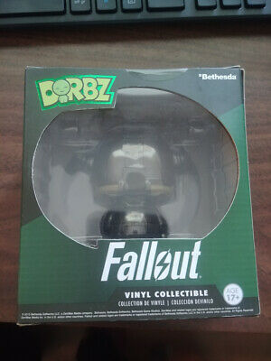 New in Box Dorbz Fallout Vinyl Collection #104 Power Armor