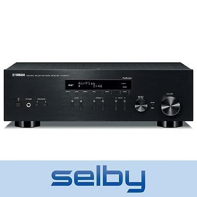 Yamaha R-N303D Stereo MusicCast Receiver Black