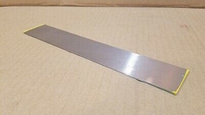 """O1 Tool Steel 5/64"""" thick, 1.5"""" wide, 9"""" long bar, Knife Making Stock, Billet"""
