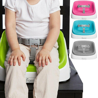 Ingenuity SmartClean Portable High Chair Baby Kids Toddler Seat Booster 16m-5yr