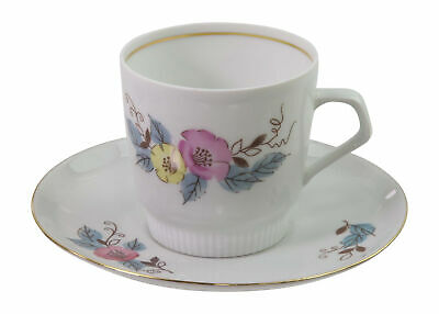 Vintage Coldittz Germany Tea Cup & Saucer
