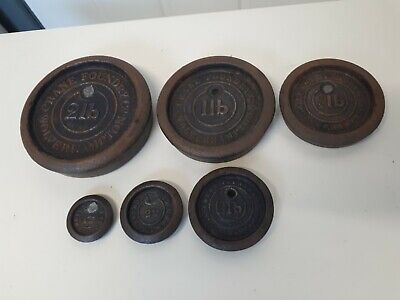 1900's ANTIQUE VINTAGE WOLVER HAMPTON CRANE FOUNDRY WEIGHTS SCALE VGC