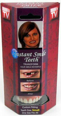 Instant Smile Teeth Billy Bob Small