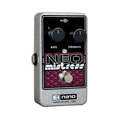 Electro Harmonix Neo Mistress Flanger Effects Pedal for Guitar