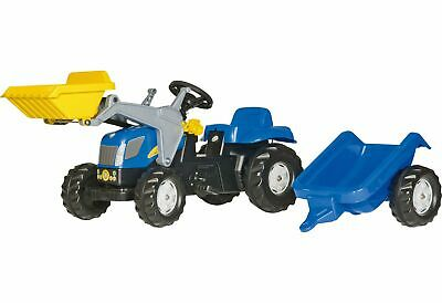 Rolly Toys New Holland T7040 Tractor Ride On