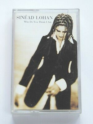 Sinead Lohan - Who Do You Think I Am - Cassette - Used Good