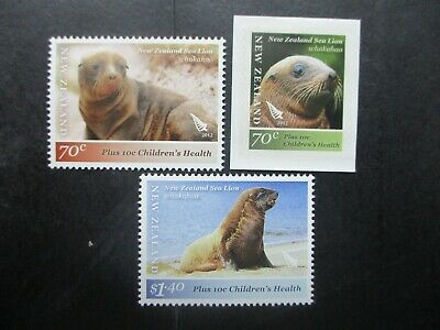 World Stamps: NEW ZEALAND - Set/Sheet (MNH) - Great Item, Must Have! (S4200)