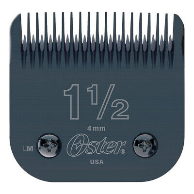 Oster® Detachable Size 1.5 Blade Fits Titan, Turbo 77, Primo, Octane Clippers