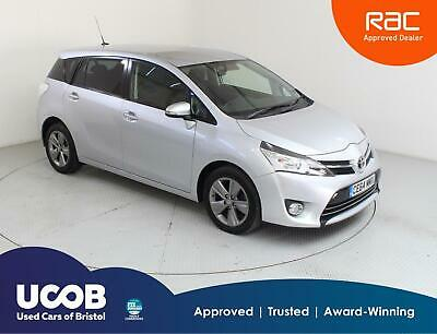 2014 Toyota Verso 1.6 D-4D Trend 5Dr Mpv Diesel