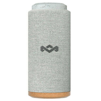 House of Marley No Bounds Sport Portable Speaker Audio Bluetooth w/ AUX In Grey
