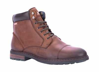 bd7ff94acfcf7 Pikolinos Men's Caceres Tall Hiker M9E-8104SP Cuero Leather Hiking Boots
