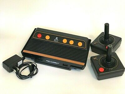 Atari Flashback 9 Gold HD Classic Gaming Console 120 Built-In Games See Desc