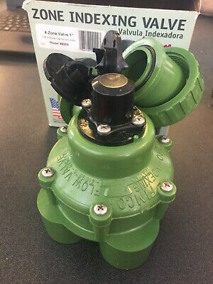 Watering Equipment 10 Psi 4 Outlet
