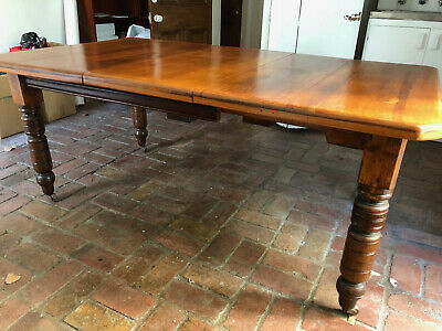 Vintage Colonial Style Australian Dining Table
