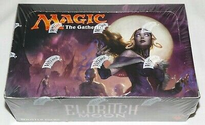 Magic the Gathering Eldritch Moon Booster Box FACTORY SEALED 36 ENGLISH pack MTG