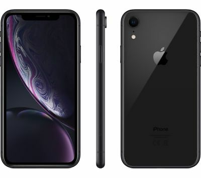 Apple Iphone Xr 64Gb Black Nero Gar 24 Mesi 6.1 Grado A- Attivato Il 19/05/2020