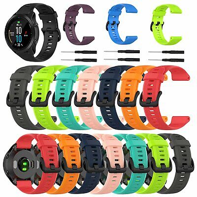 Silicone Wristband Band Strap Replacement for Garmin Forerunner 945&935 / Fenix5