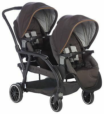 Graco Modes Black Duo Pushchair.