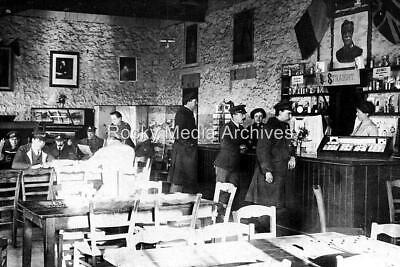 Gfr-69 Salvation Army Cafe British Army WWI, Wimereux, France. Photo