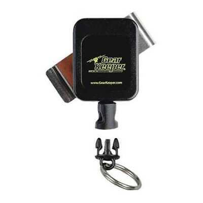 GEARKEEPER RT4-5851-E Key Retractor,Medium,Belt Clip,36inL