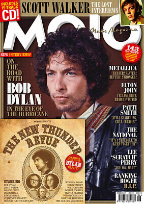 Mojo: The Music Magazine, June 2019, No. 307 with The New Thunder Revue CD  NEW